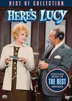 This box-set presents seven beloved episodes from HERE'S LUCY (1968-74), comedienne Lucille Ball's third situation comedy smash. The package includes: LUCY MEETS THE BURTONS, LUCY & THE GREAT AIRPORT