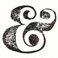 ampersand by juliet