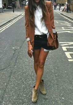 Simple everyday style