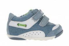 Scarpine in tessuto azzurro http://shop.balducci.it/it/bambino/0-2-anni/12005e-075x-gh.html