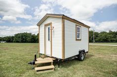 Tiny house packs all the essentials in 100 square feet - Curbedclockmenumore-arrow : A nugget of dreamy small living
