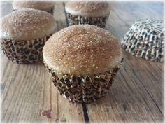 Fahéjas muffin Sweet Recipes, Cake Recipes, Hungarian Recipes, Whoopie Pies, Kaja, Macarons, Berries, Sweets, Snacks
