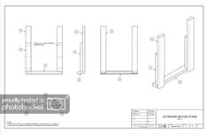 building an o/b motor stand - instructional page: 1 - iboats boating forums  | 273327