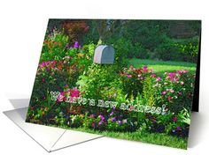 We Have a New Address Flowers and Mailbox card, roses, garden http://www.greetingcarduniverse.com/weve-moved-new-address-announcements/general/we-have-a-new-address-652748?gcu=42967840600