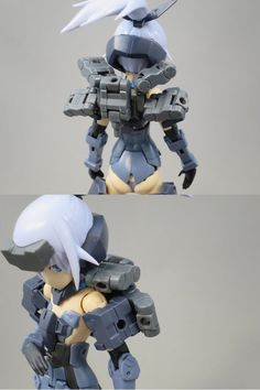 Embedded Fantasy Armor, Sci Fi Fantasy, Anime Figures, Action Figures, Frame Arms Girl, Gundam Custom Build, Cool Robots, Futuristic City, Tank Girl