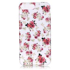 Coque iPhone 7 Plus Liberty Fleurs