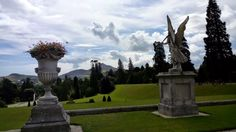 Looking for Blue Sky: Freedom, my car, and a trip to @thepowerscourt