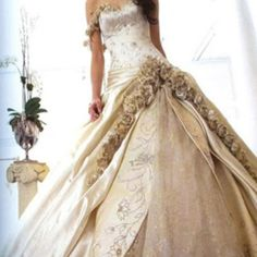 Wedding dress already picked out!<3