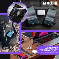 📱💻 Ανακάλυψε τη συλλογή μας με premium αξεσουάρ για όλες τις αγαπημένες σου συσκευές. Επίλεξε ανάμεσα σε κορυφαίες επιλογές #Mozik Smart Watch, Accessories, Smartwatch, Jewelry Accessories