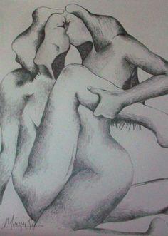 Lesbian erotic art pencil drawing opinion you