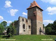 Chudów - zamek -Poland