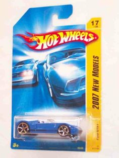 2007 New Models -#17 Ford GTX-1 Open Hole 5-Spoke Wheels Blue #2007-17 Collectible Collector Car Mattel Hot Wheels by Hot Wheels. $0.94. Perfect Hot Wheels Diecast for every collector!. Great Investment For Any Hot Wheels Collector.. A Perfect Addition To Any Hot Wheels Collection!. Fun For All Ages! Serious Collectors And Kids Alike!. Diecast Metal Hot Wheels Car Perfect For That Hot Wheels Collector!. 2007 New Models -#17 Ford GTX-1 Open Hole 5-Spoke Wheels Blue #2007-17 Col...