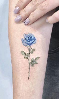 Cool Small Tattoos, Tattoos For Women Small, Body Art Tattoos, Tatoos, Most Popular Tattoos, Good Foods For Diabetics, Flower Tattoos, Piercings, Watercolor Tattoo