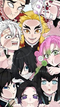 I don't own the anime/manga 'Demon Slayer' or the images used in this book this is just a fanfic. Anime Chibi, Kawaii Anime, Manga Anime, Anime Demon, Anime Art, Otaku Anime, Anime Boys, Slayer Meme, Demon Slayer
