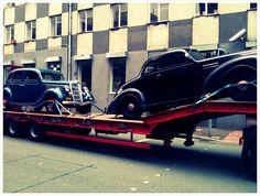 1940's cars -