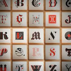 """Letterpress"" on Designspiration"