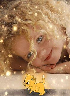Animated Gif by Massimo_De_Santics Photo Zen, Gif Photo, Animiertes Gif, Animated Gif, Beautiful Children, Beautiful Babies, Beautiful Gif, Beautiful Pictures, Gif Mignon