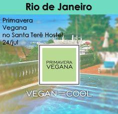 www.facebook.com/events/907586642697550    #eventovegano #veganismo  #veganismobrasil   #brasil #comidavegana #alimentacaovegana #culinariavegana  #gastronomiavegana #produtosveganos #produtovegano  #aplv  #lactose #vegan #vegana #vegano #riodejaneiro #primaveravegana #santaterehostel