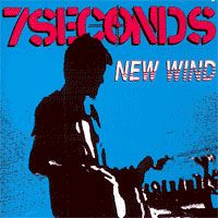 7 Seconds- New Wind LP