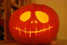 Cool Easy Pumpkin Carving Ideas _63