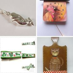Items Of The Week: Smile I Etsy Christmas In July