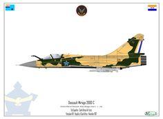 Dassault Mirace 2000 C Sqadron AFB Ysterplaat