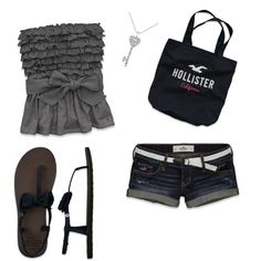 Hollister Co. perfect summer outfit