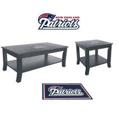 New England Patriots Table Set
