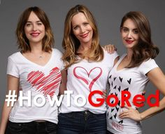 How To Be Single stars join in the fight against heart disease and stroke | Shop Heart