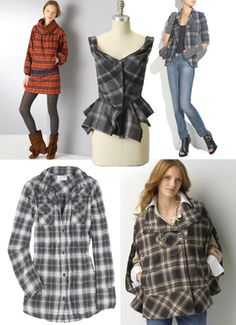TheFind's Top Plaid Picks For A Fashionable Fall