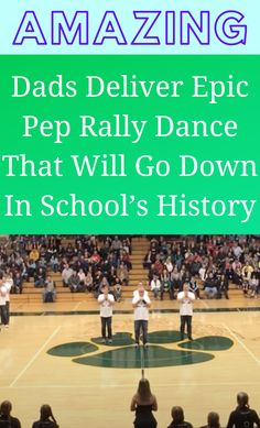 Amazing Pics, Just Amazing, Rare Videos, Dance Music Videos, Pep Rally, Dance Humor, School Spirit, Celebrity Gossip, Dads