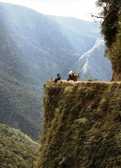 Motorcycle Adventure Touring, Together, the only way to see the world!