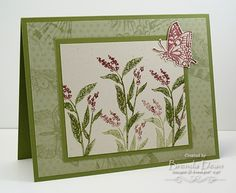 Nature Walk by bdindle - Cards and Paper Crafts at Splitcoaststampers