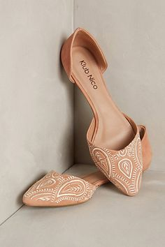 Libeccio Flats - anthropologie.com