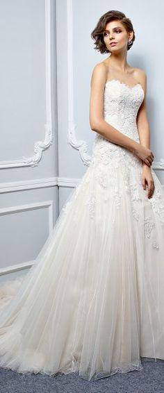 Die 25 Besten Bilder Von Enzoani Brautkleider Hochzeitskleider