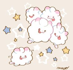 Swirlix by まよ on pixiv Pokemon Jigglypuff, Pokemon Manga, Pokemon Comics, Pokemon Fan Art, Pokemon Games, Cute Pokemon, I Play Pokemon Go, Pokemon Party, Pokemon Pictures