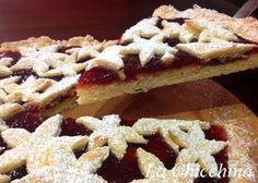 La Chicchina: Crostata alla marmellata Jam Tarts, Waffles, Breakfast, Food, Meal, Eten, Meals, Waffle, Morning Breakfast
