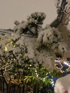 Terrasse Paris neige snow Louvre balcon
