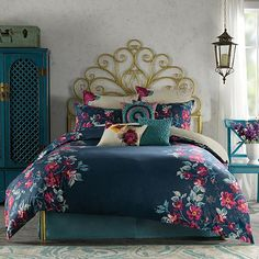 + images about Jewel tone inspired bedroom on Pinterest  Jewel tones ...