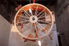 Giant Hamster Wheel Doubles As A Two Bedroom Apartment [Video] - PSFK