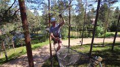 #vuokatinseikkailupuisto #urheilu #video #vuokatti #vuokattisport #suomi100 #visitfinland #adventurepark #training #outdoors #nature