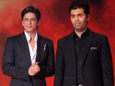 Karan Johar's school of acting gets a teacher in SRK!