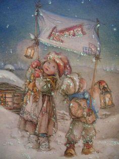 Christmas vintage-Lisi Martin