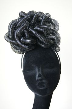 Esther~Louise Millinery A/W 2014 collection, more tubular headband fun!