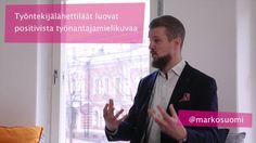 Marko Suomi: Mitä hyötyä työntekijälähettiläistä on yritykselle?
