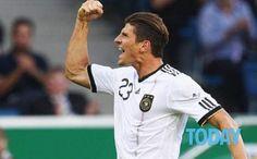 Germania-Slovacchia 3-0 Gomez rinato ma la Fiorentina non lo vuole