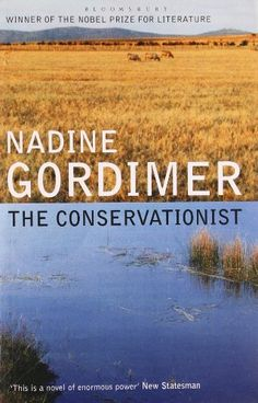 The Conservationist by Nadine Gordimer, http://www.amazon.co.uk/dp/0747578249/ref=cm_sw_r_pi_dp_oC6Ztb1G5GC54