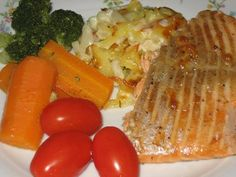 Lohta perunapedillä: - RAKKAUDESTA RUOKAAN - Vuodatus.net - Food And Drink, Meat, Chicken, Cubs