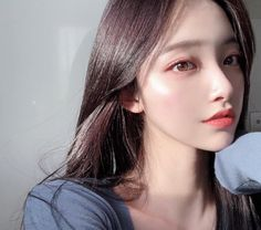something special ♡ Pretty Korean Girls, Korean Beauty Girls, Cute Korean Girl, Beautiful Asian Girls, Asian Beauty, Mode Ulzzang, Ulzzang Korean Girl, Korean Girl Photo, Korean Girl Fashion