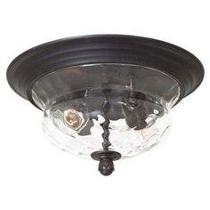 Merrimack Collection 2-Light Flush Mount Ceiling Light by Minka Lavery. $73.90. Save 36%!